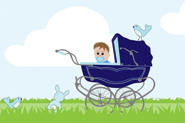 Выбираем лучшую коляску для малышей.