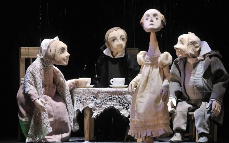Большой театр кукол (фото).