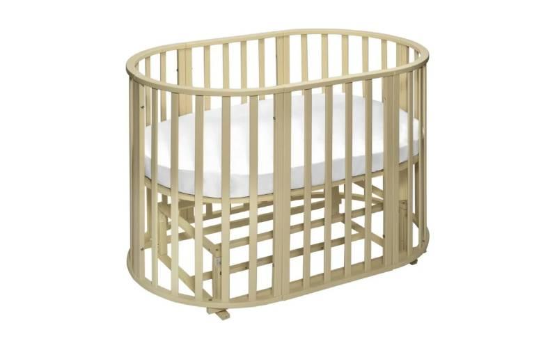 Фотография кроватки SWEET BABY Delizia V2 9 в 1.