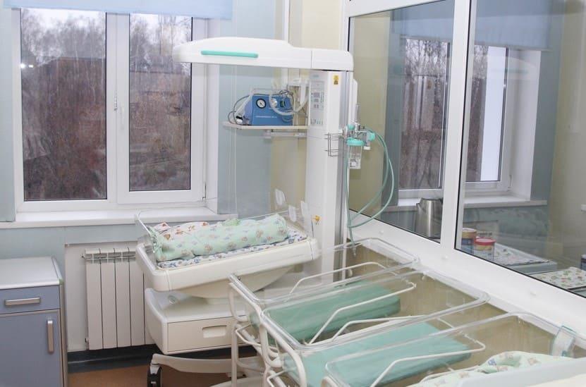 Московский областной перинатальный центр (палата).