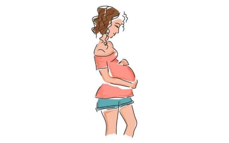 Как выбрать подушку для беременной.