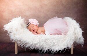 Идеи подарков новорожденной девочке.