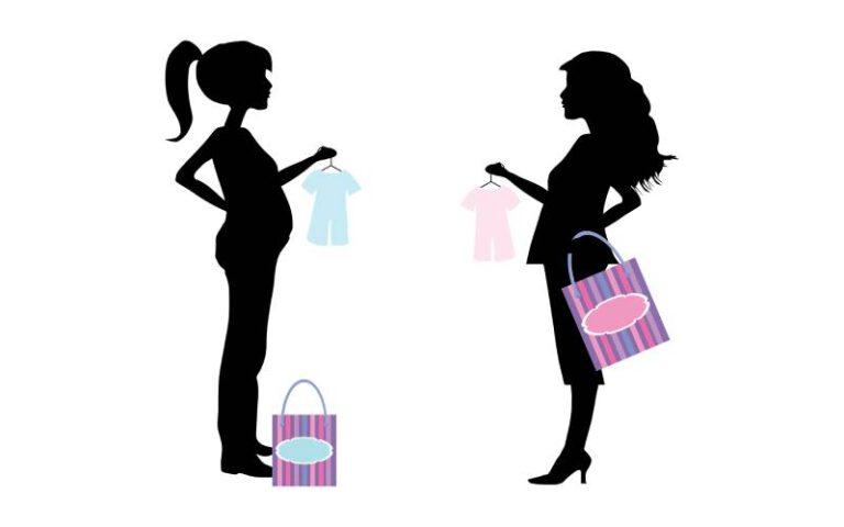 Приложения для отслеживания беременности.